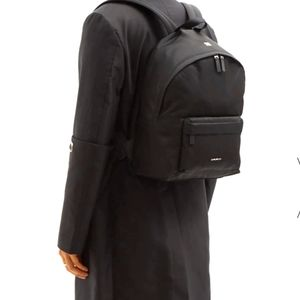 NWT$990 Givenchy Logo U Essential Nylon Backpack